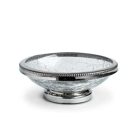 96095_Moda_At_Home_Cracked_Glass_Soap_Dish__Clear_Chrome