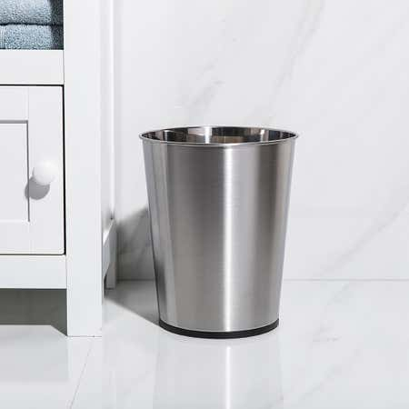 96106_Moda_At_Home_Everyday_Garbage_Can__Stainless_Steel