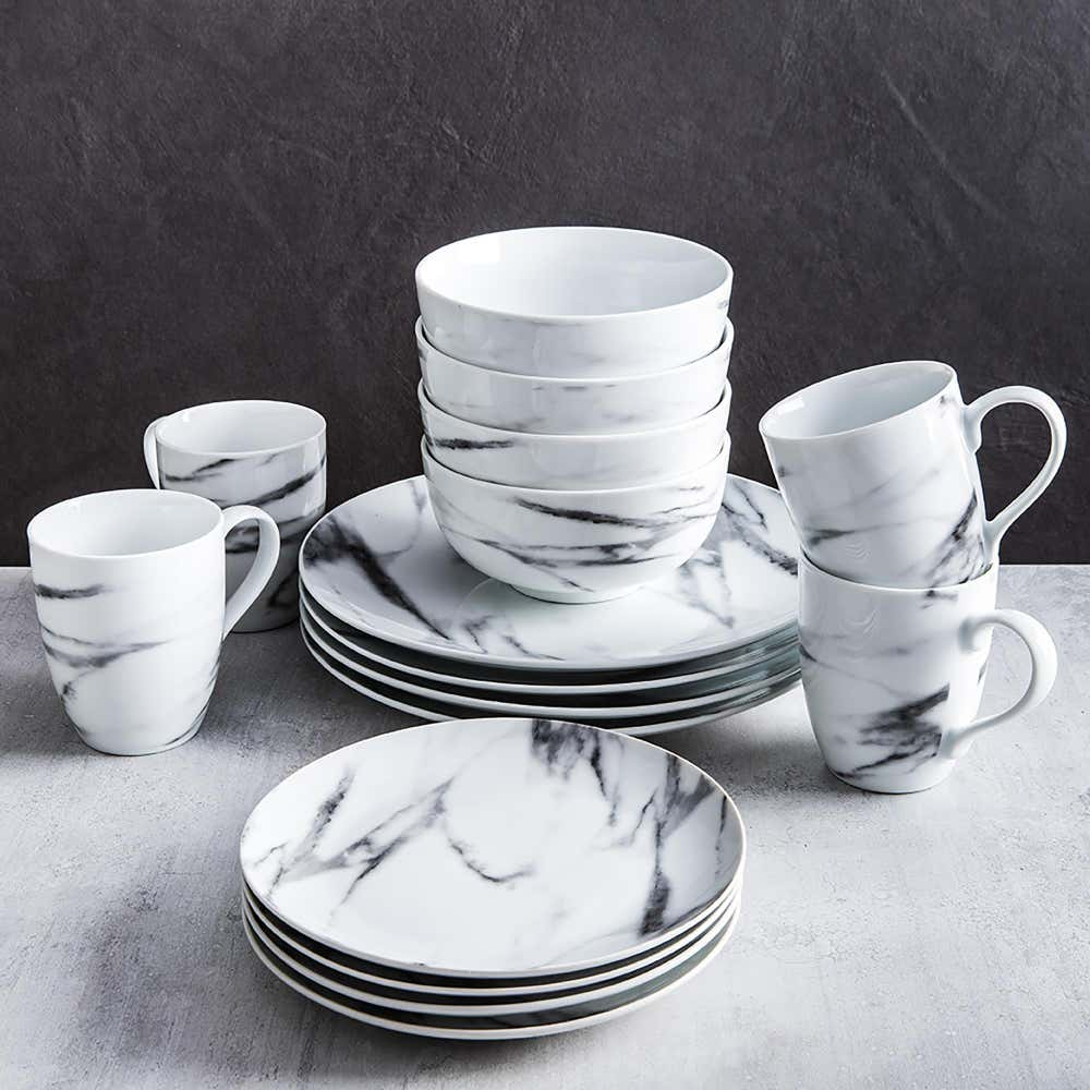 96165_H2k_Marble_Porcelain_Dinnerware___Set_of_16__White