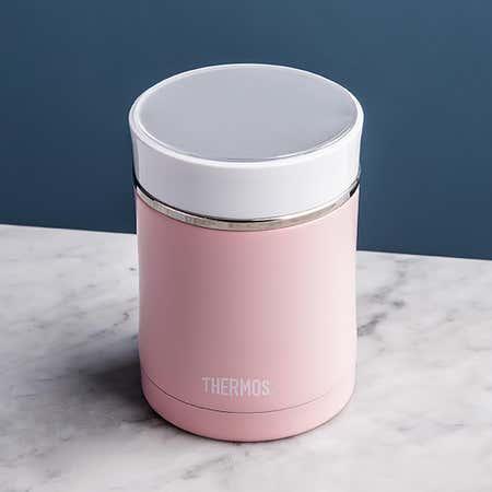 96177_Thermos_Premium_Double_Wall_Pastel_Thermal_Food_Storage_Jar__Matte_Pink
