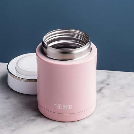 96177_Thermos_Premium_Double_Wall_Pastel_Thermal_Food_Storage_Jar__Matte_Pink