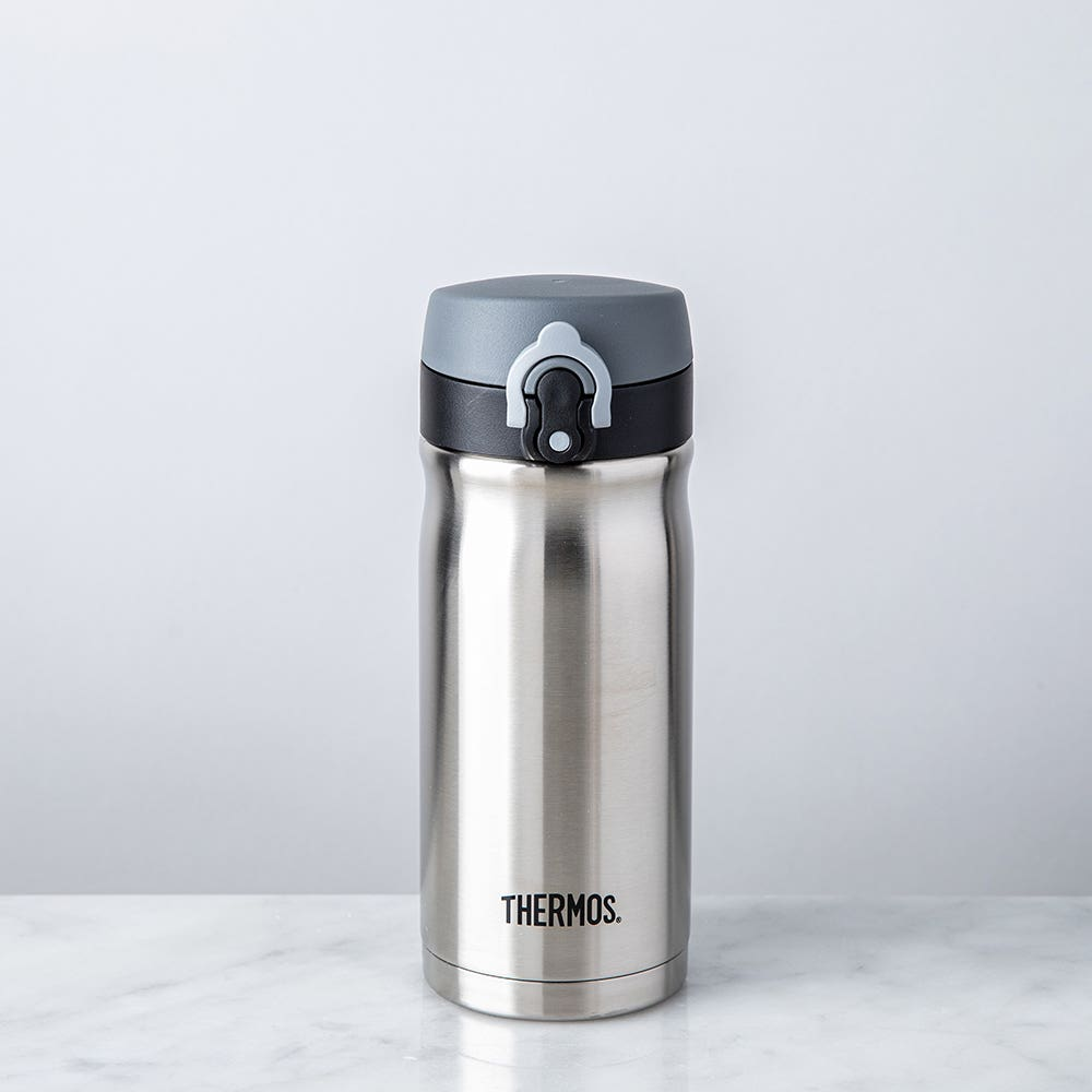 Thermos Direct Drink Thermal Travel Mug No Handle (Stainless Steel)