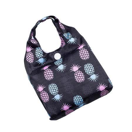 96230_KSP_Carry_'Pineapple'_Shopping_Bag__Blue_Pink