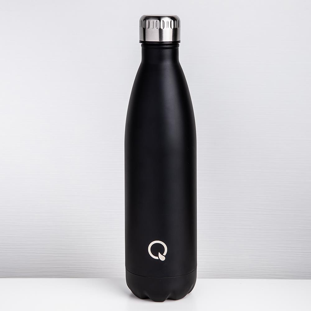 96238_KSP_Quench_'Lustre'_750ml_Double_Wall_Water_Bottle__Black