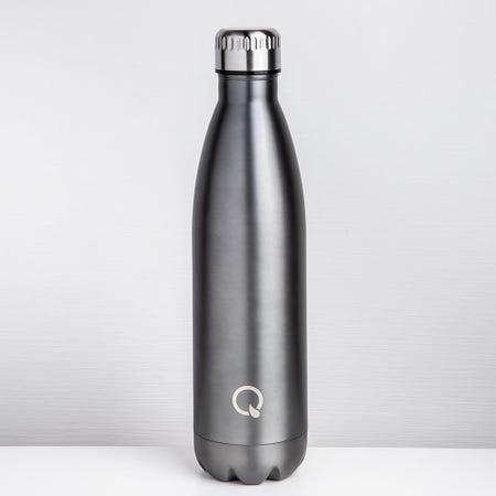 96239_KSP_Quench_'Lustre'_750ml_Double_Wall_Water_Bottle__Grey