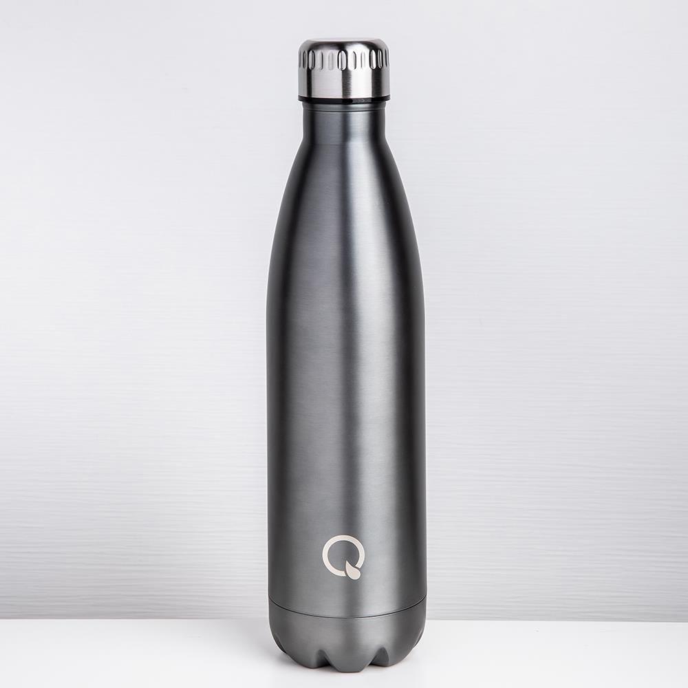 96239_KSP_Quench_'Lustre'_750ml_Double_Wall_Water_Bottle__Grey