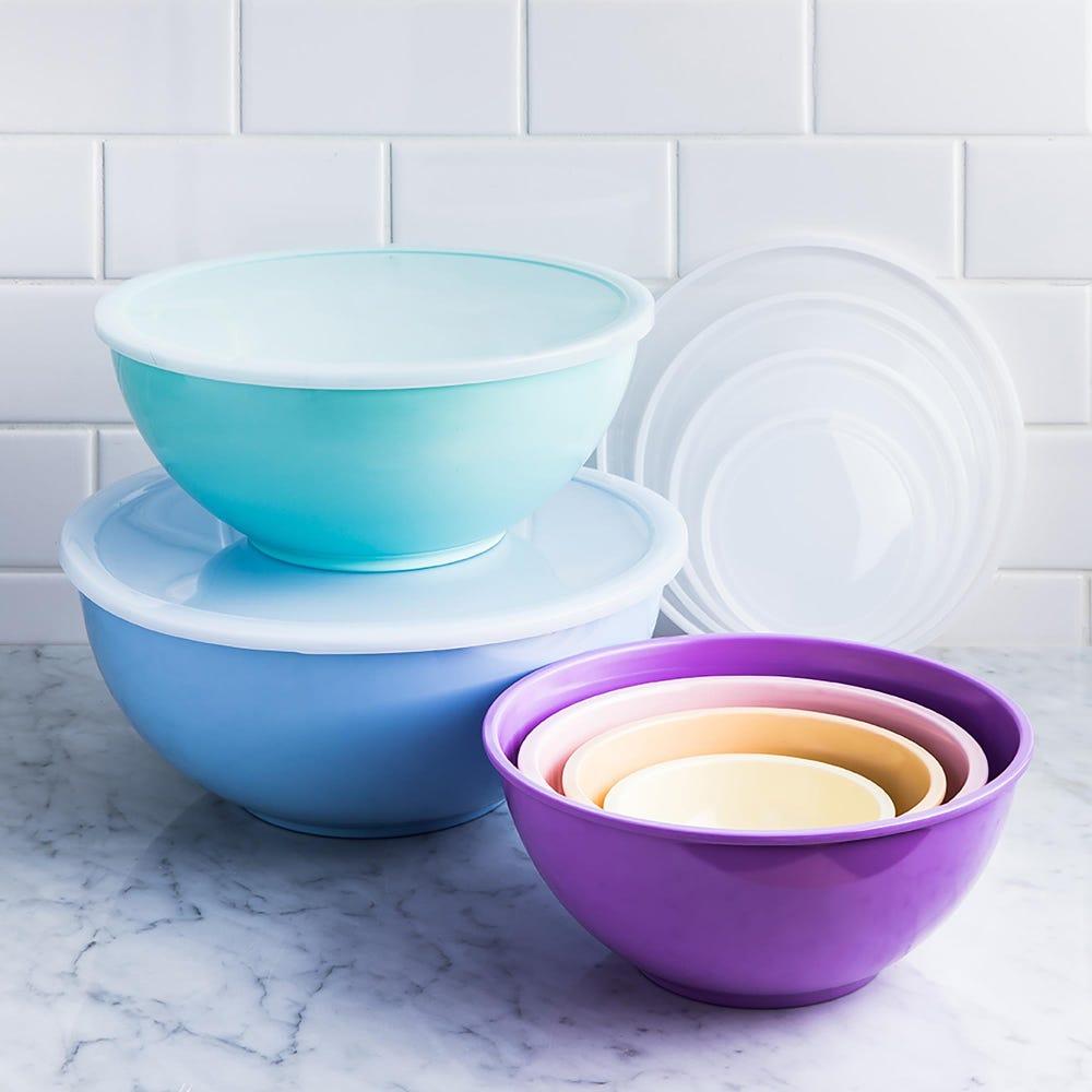 96338_KSP_Multi_Melamine_Mixing_Bowl_with_Lids___Set_of_6__Multi_Pastel