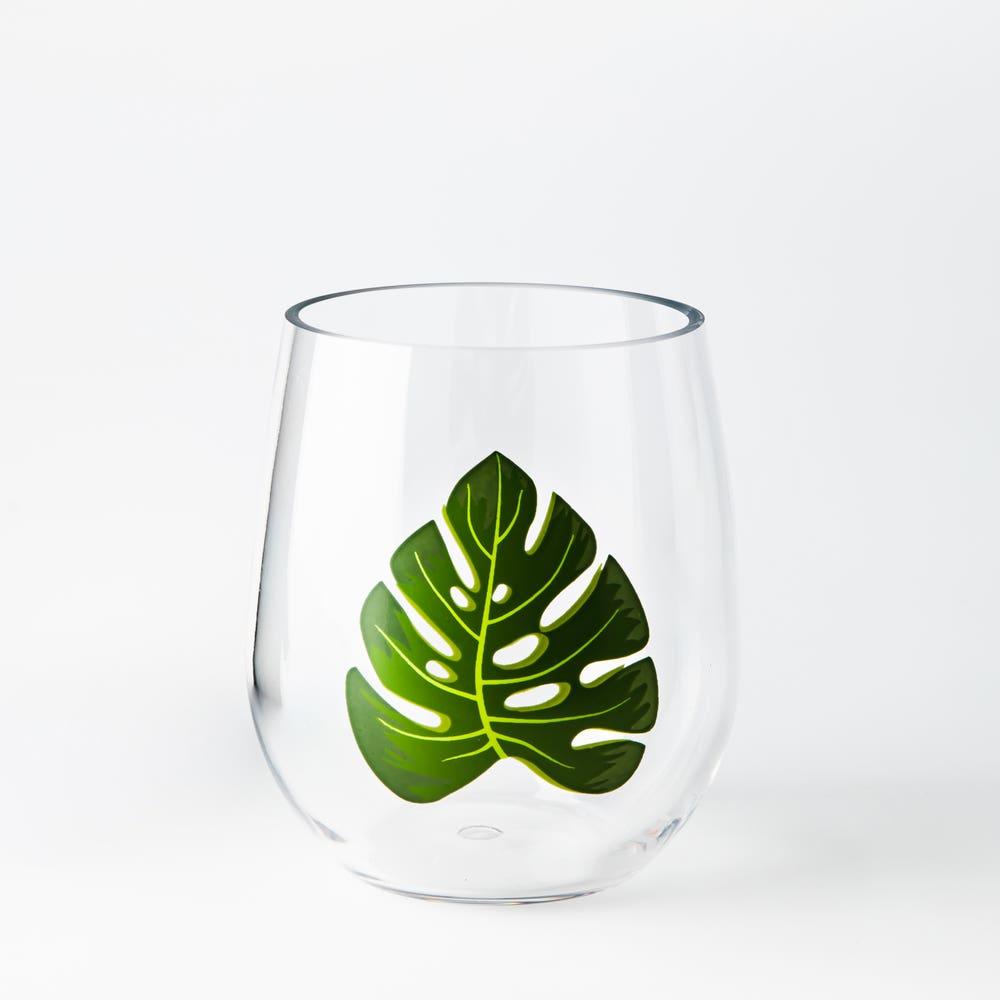 KSP Tropico Stemless Wine Glass