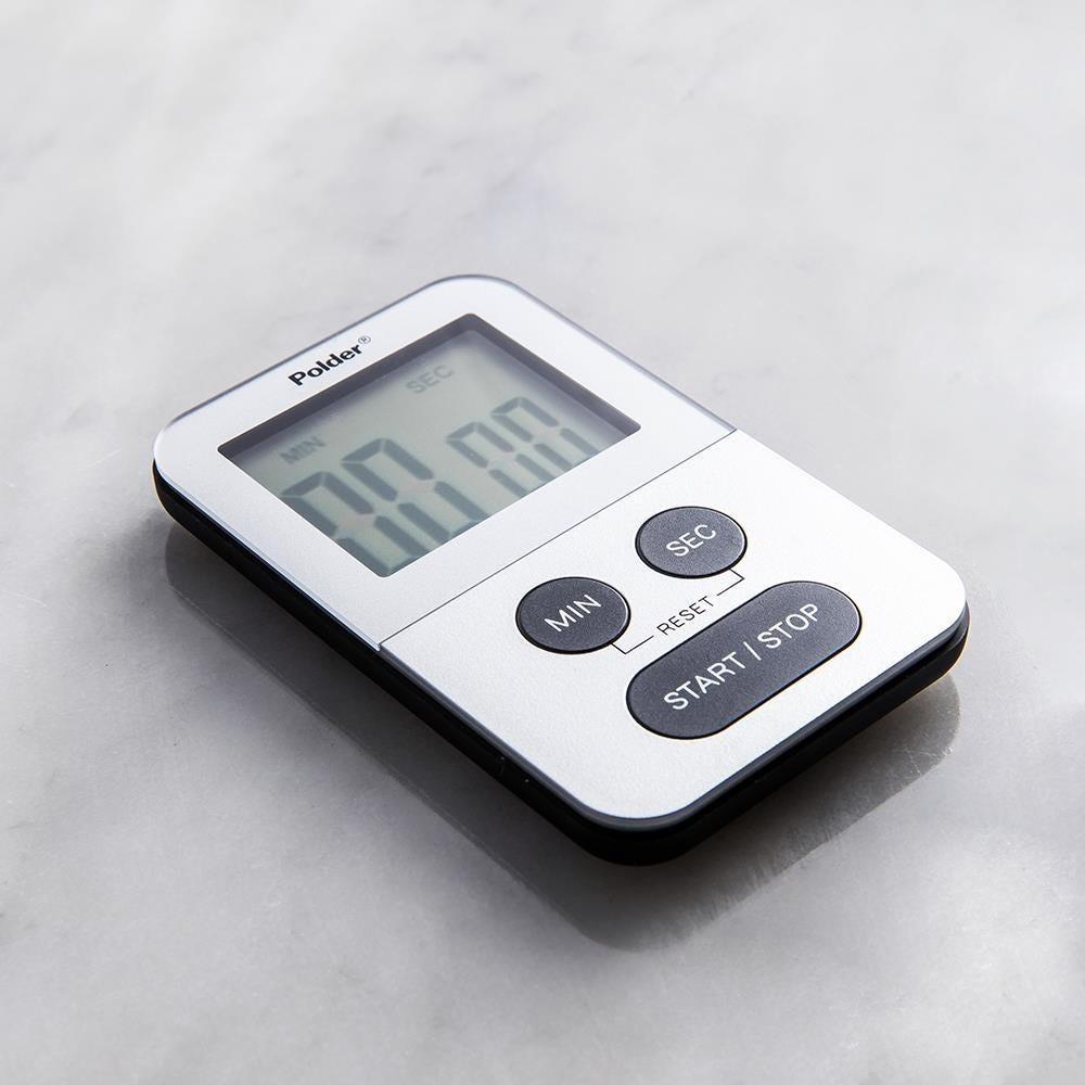 96476_Polder_Micro_Magnetic_Digital_Timer__Silver