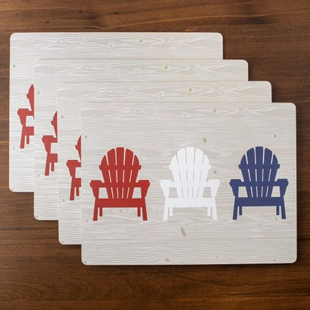 96526_Harman_'Adirondack'_Cork_Backed_Placemat___Set_of_4