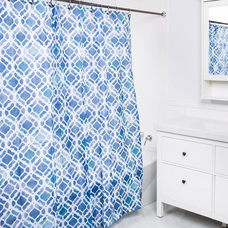 96646_Moda_At_Home_Polyester_'Hazel'_Shower_Curtain__Blue_White