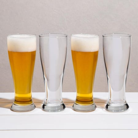 96690_Libbey_Midtown_Beer_Pilsner_Glass___Set_of_4__Clear