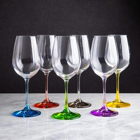 96746_Bohemia_Rainbow_Red_Wine_Glass___Set_of_6__Multi_Colour