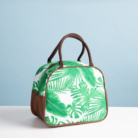 96771_KSP_Duffle_'Tropico'_Insulated_Lunch_Bag__Green
