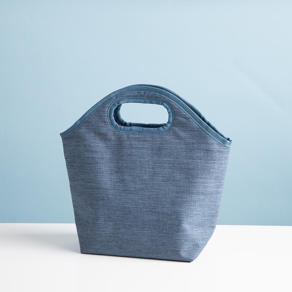 96776_KSP_Bella_'Denim'_Insulated_Lunch_Bag__Blue