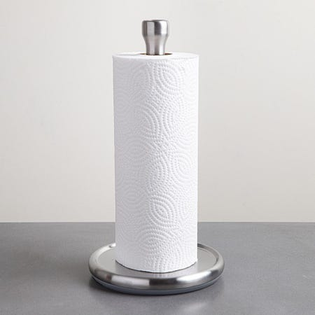96788_OXO_Good_Grips_Upright_Paper_Towel_Holder__Stainless_Steel