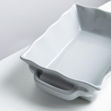 96859_KSP_Provence_Fluted_Bakeware_Rect__Small__Gris