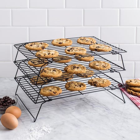 96902_KSP_Bakers_'3_Tier'_Non_Stick_Cooling_Rack