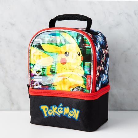 96994_Thermos_Licensed_'Pokemon'_Insulated_Novelty_Lunch_Bag