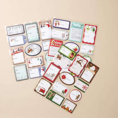 97265_Santa'S_Secrets_Christmas_'Foil'_Gift_Stickers___Set_of_12__Asstd_