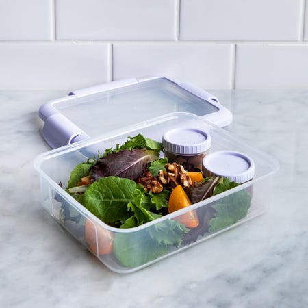97270_Locksy_Click_'N'_Go_988ml_Lunch_Box_Container__White