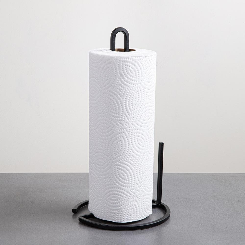 97360_Umbra_Squire_Upright_Paper_Towel_Holder__Black