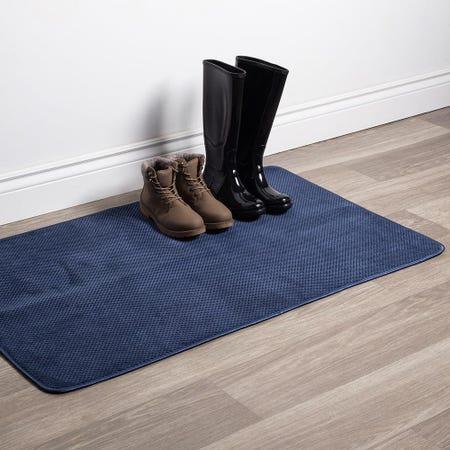 97430_Harman_Luxe_Plush_Boot_Shoe_Drying_Mat_28__x_48___Navy