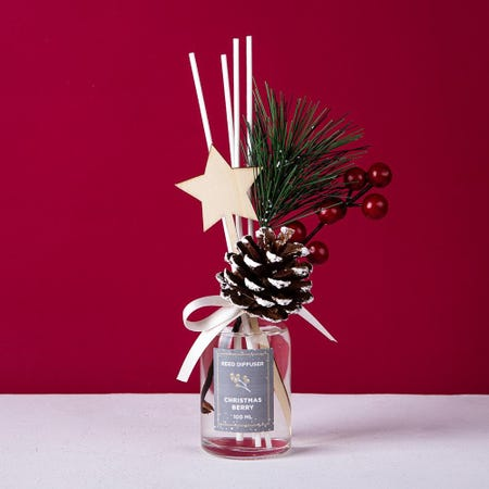 97479_KSP_Garland_'Xmas_Berry'_Reed_Diffuser__Clear