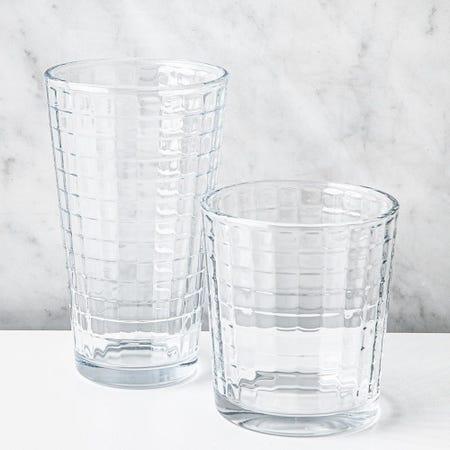 97574_Circleware_Entertaining_Matrix_Drinking_Glass_Combo_Set_of_12