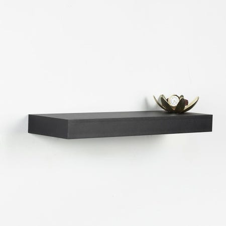 97634_ITY_Floating_'Medium'_Wall_Shelf__Black