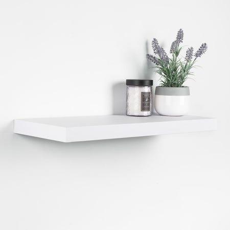 97639_ITY_Floating_'Large'_Wall_Shelf__White