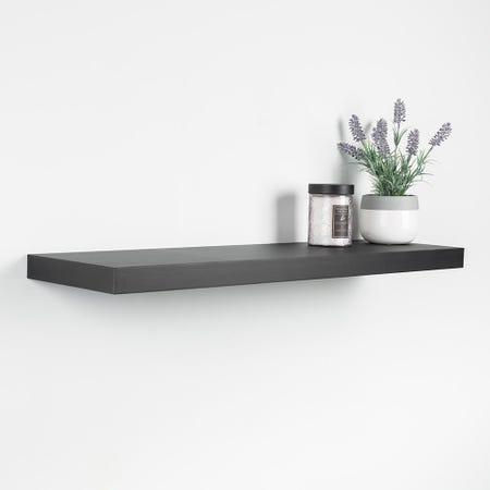 97640_ITY_Floating_'Extra_Large'_Wall_Shelf__Black