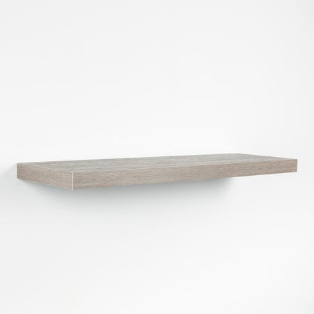 97641_ITY_Floating_'Extra_Large'_Wall_Shelf__Grey