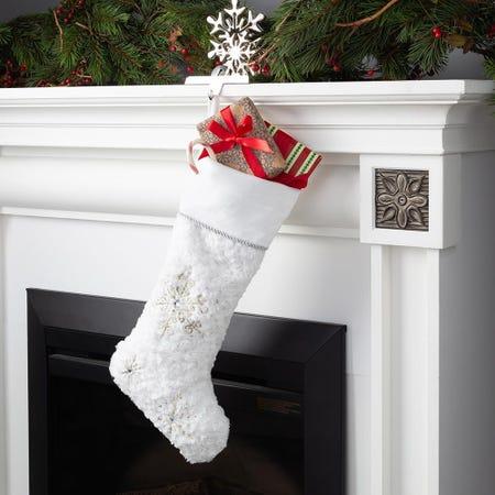 97688_KSP_Christmas_Sequin_Stocking_Snowflake__White