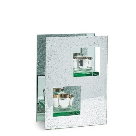 97887_KSP_Sparkle_Glass_Tealight_Holder_2_Light__Silver