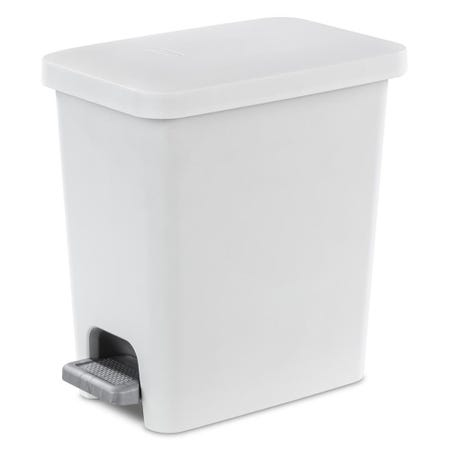97893_Sterilite_Stepon_Garbage_Can__White