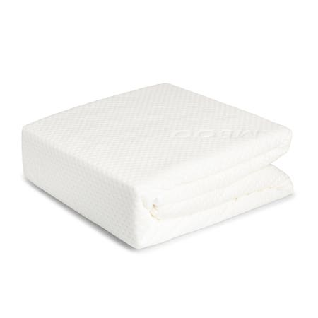 Cotton House Bamboo White Waterproof Mattress Protector