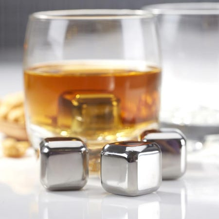 97937_KSP_On_The_Rocks_Drink_Chilling_Stainless_Cubes___Set_of_4