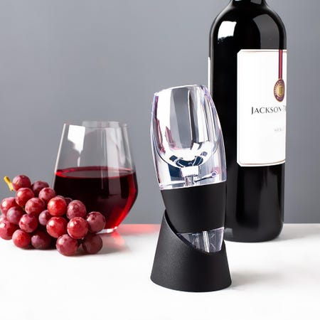 97940_KSP_Vina_Wine_Aerator_Decanter__Black_Clear