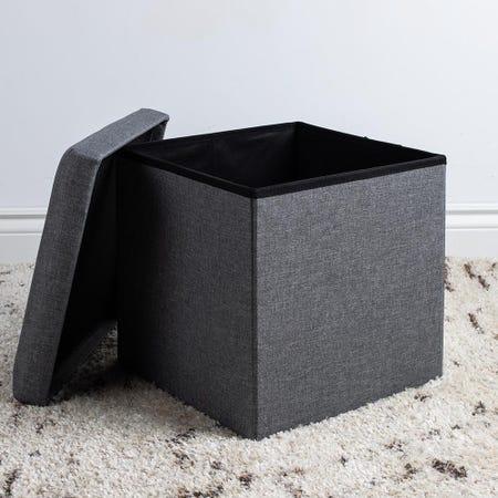 97974_KSP_Sit_Collapsible_Fabric_Storage_Ottoman__Grey