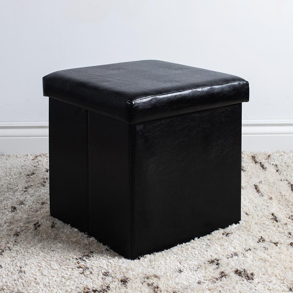 97975_KSP_Sit_Collapsible_Leatherette_Storage_Ottoman__Black