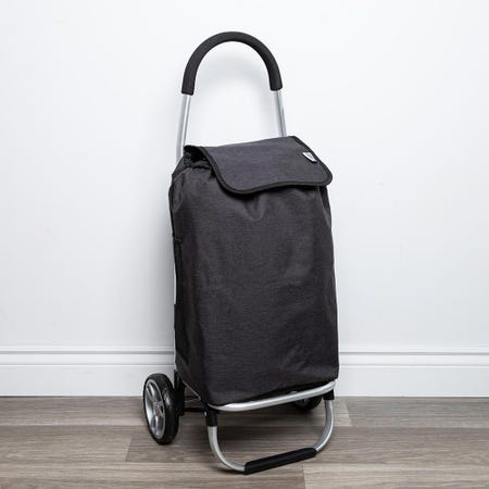 97998_KSP_Metro_'Solid'_Aluminum_Shopping_Trolley__Black