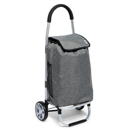 97999_KSP_Metro_'Solid'_Aluminum_Shopping_Trolley__Grey