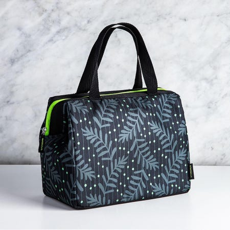 98010_Thermos_Raya_Duffle_'Greendot'_Insulated_9_Can_Lunch_Bag