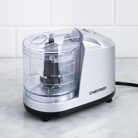 98243_Chefman_Easy_Chop_Mini_Food_Chopper__Silver