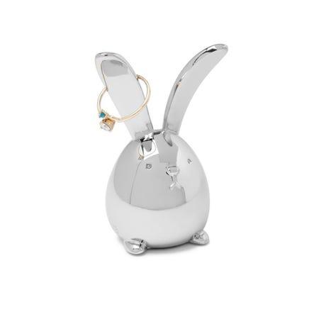 98294_Umbra_Squiggy_'Rabbit'_Ring_Holder__Chrome