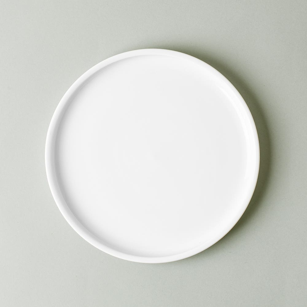 KSP A La Carte Bergen Porcelain Side Plate