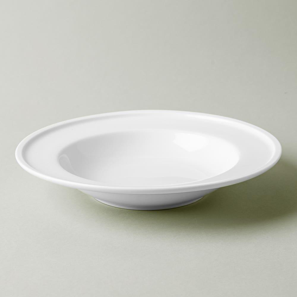 KSP A La Carte Bergen Porcelain Soup and Pasta Plate