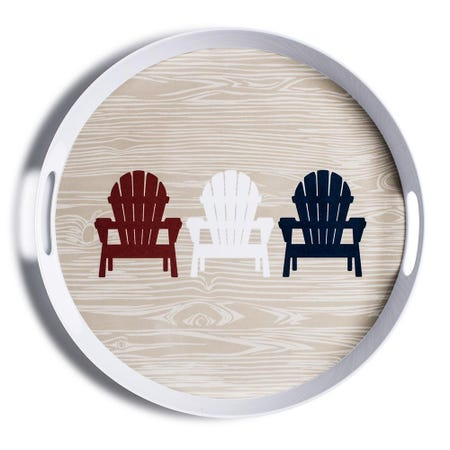 98522_KSP_Fun_In_The_Sun_'Adirondack'_Melamine_Round_Serving_Tray