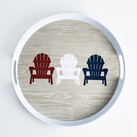 98522_KSP_Fun_In_The_Sun_'Adirondack'_Melamine_Round_Serving_Tray